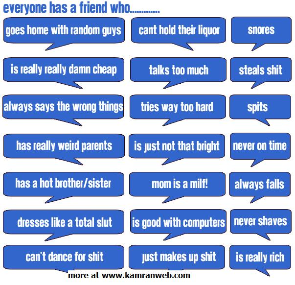 Phrases Facebook Tag Your Friends Picture/Photo