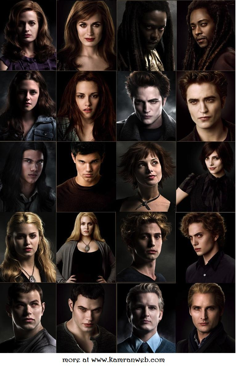 New Moon Characters Facebook Tag Your Friends Picture/Photo