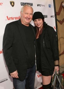 Randy Quaid and Evi Quaid