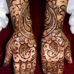Arabic Mehndi Designs 2