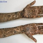 Hand Mehndi Design 4