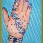 Hand Mehndi Designs 1