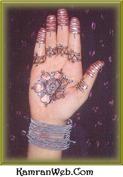 Hand Mehndi Designs 2