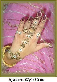 Hand Mehndi Designs 4