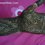 Difficult Mehndi Design