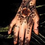 Hand Mehndi