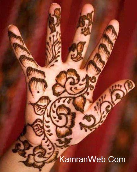 Flower Hand Design