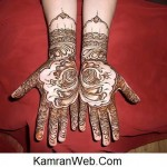 Mehndi on Hands