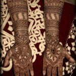 Full Hand Mehandi