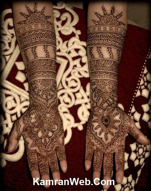 Pics Photos  Easy Full Hand Mehndi Designs Photos