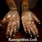 Hand Mehndi 2012