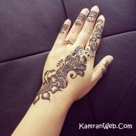 Hand Mehndi Design 2016