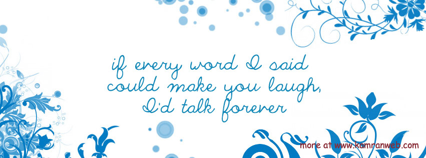 Quotes Timeline Cover - To Make You Laugh Cover