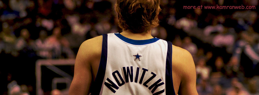 Sports Timeline Cover - Dirk Nowitzki Cover