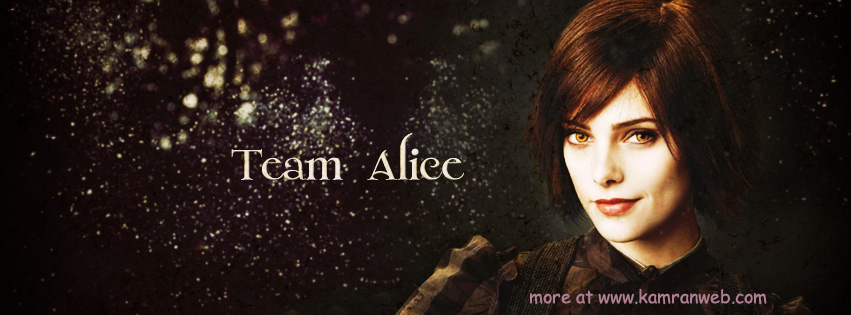 Cool Timeline Cover - Team Alice Cover