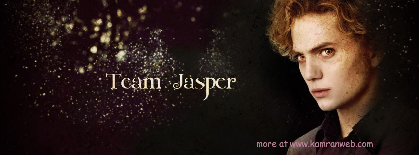 Cool Timeline Cover - Team Jasper Cover